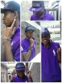 PURPLE SWAG