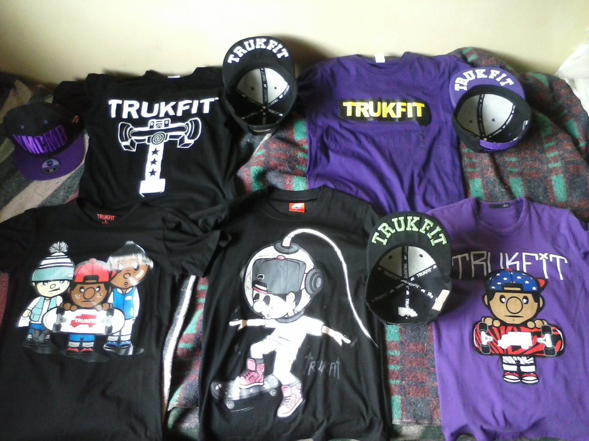 TRUKFIT : LIL WAYNE'S CLOTHING LINE