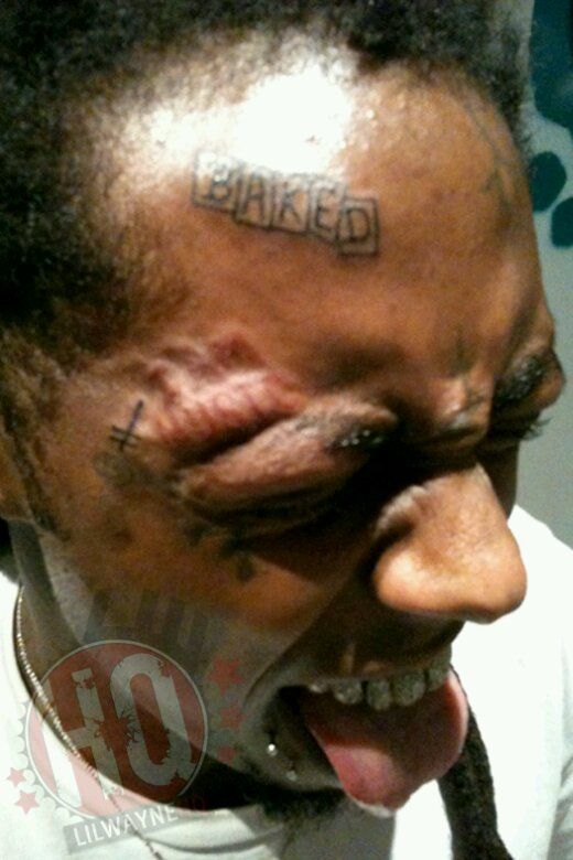 Lil Wayne Lip Tattoo: EMMANUEL MUEMA'S WEBSITE