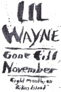 GONE TILL NOVEMBER (LIL WAYNE'S BOOK)