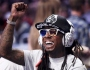 LIL WAYNE WEARS 1 MILLION DOLLAR DIAMOND STUDDED BEATS BY DRE HEADPHONES