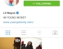 LIL WAYNE FINALLY HAS AN OFFICIAL INSTAGRAM ACCOUNT