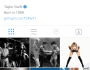 TAYLOR SWIFT IS THE NEW QUEEN OF INSTAGRAM