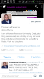 MY JOURNEY TO TEN THOUSAND FOLLOWERS, A BEN CARSON INSPIRED STORY (MY GIFTED FOLLOW AND UNFOLLOWHANDS)