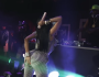NICKI MINAJ FLASHES HER BOOBS AND GRABS HER ASS ON STAGE AT A SUMMERJAMPERFORMANCE