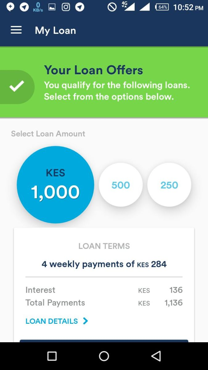 INSTANT MPESA LOANS